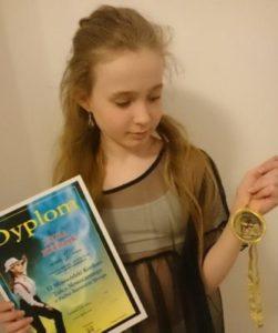 Sukces naszej uczennicy Laury Pietrzyk