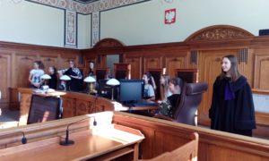 W Sądzie Okręgowym