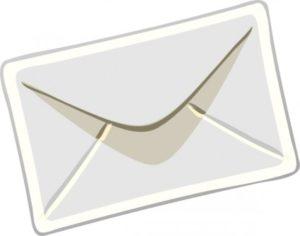 Pisarze piszą listy do uczniów kl. 6C