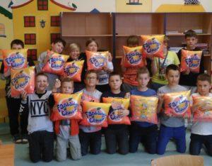 Dzień Chłopaka w klasie 4b