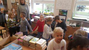 Niedługo będę uczniem :-) – wizyta Przedszkola nr 19