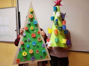 W świątecznym nastroju…