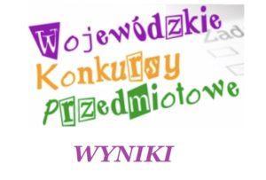 Laureaci i finaliści konkursów przedmiotowych z roku szkolnego 2019/2020