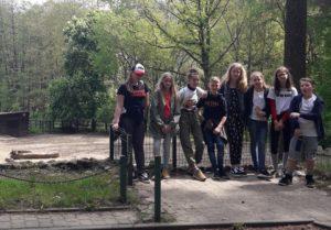 SP 21 w Gdańskim Ogrodzie Zoologicznym