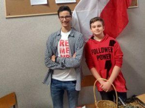 Nasi uczniowie wezmą udział w Sejmie Dzieci i Młodzieży!!!