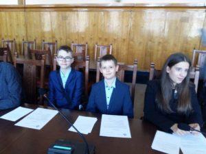 Radni Młodzieżowej Rady Miasta