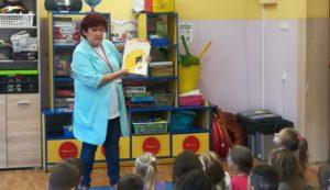 Spotkanie z pielęgniarką szkolną