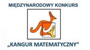 Międzynarodowy Konkurs Kangur Matematyczny-wyniki