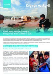 Kryzys w Syrii
